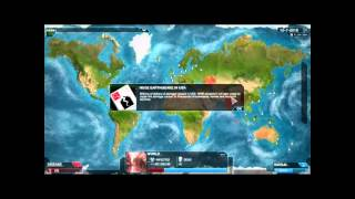 Plague Inc. Evolved - Well I got passed Nano-virus
