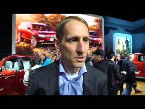 The Volkswagen Atlas Tanoak Debut - Michael Lovati