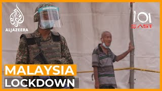 Locked Up in Malaysia's Lockdown | 101 East