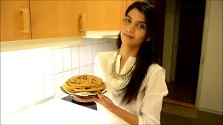 Pumpkin Paratha - Sweet And Healthy Indian Flat Bread By Tastebeat