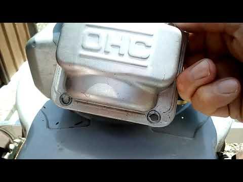 Réparation Moteur Honda GCV 160