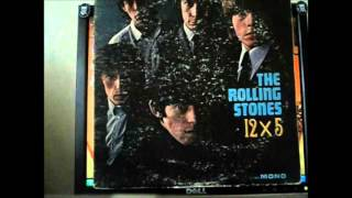 """2120 South Michican Ave"" Rolling Stones 12 x 5 Keith Richards"
