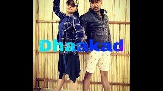 dhaakad song|| dance choreography||amir khan||raftaar| amitabh |dangal||JDC||