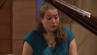 Ewa Tytman-Csiba – F. Chopin, Etude in C minor, Op. 10 No. 12 (First stage)