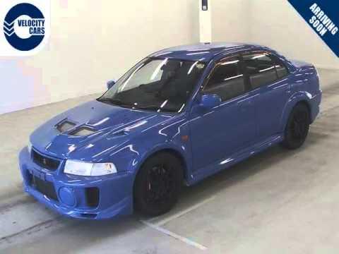 vancouver velocity cars bc 2000 mitsubishi lancer evolution vi tommi makinen ed - Mitsubishi Lancer Evo 2000