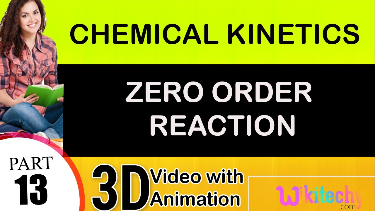 zero order reaction chemical kinetics 2 class 12 chemistry subject notes  cbse