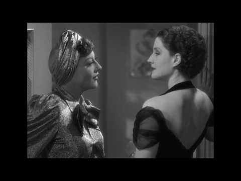 Joan Crawford and Norma Shearer Confrontation  from