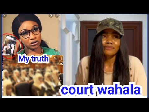 Download Court wahala, Actress Tonto Dikeh & Janemena Lawyer Faced Each Other. What Actually Happened.