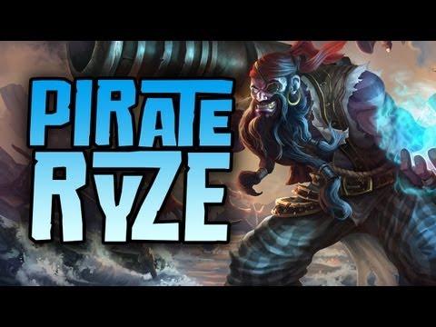 Pirate Ryze (Pre-Release)