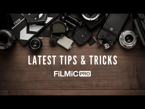 Filmic Pro Tips and Tricks | How to Configure for Cinematic Footage