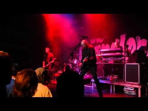 The Stranglers Live Zürich Dynamo 15.04 2012
