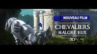 film d animation 3d 2016 chevaliers malgr eux