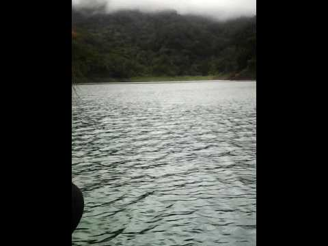 twin lake..Negros Island