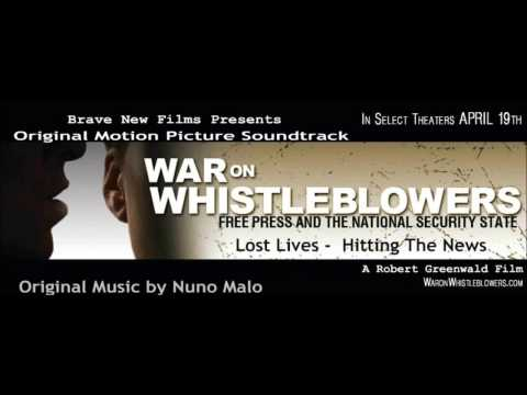 War On Whistleblowers - Lost Lives Hitting The News - Testinomy