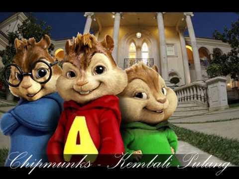 Chipmunks - Kembali Pulang