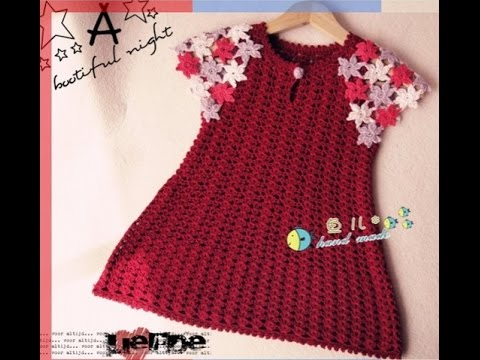 Crochet Baby Dress For Free Crochet Patterns 533 Youtube
