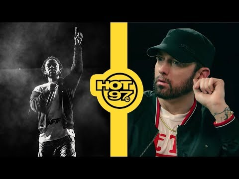 Eminem Gives His Response To MGK + Kendrick Lamar Opens Up On Mac Miller