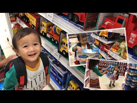 Galau Di Toko Mainan Anak | Kenzo Beli Mobil Mobilan | Fire Truck For Children