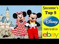 Top 5 Disney Items to Sell on eBay