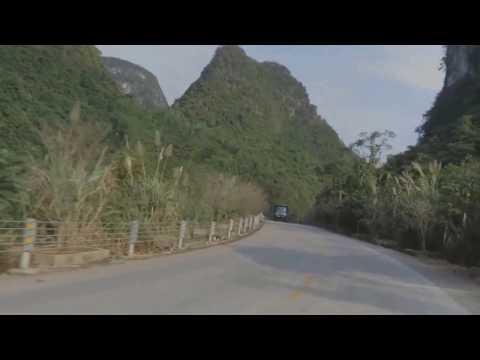 China Guangxi Guilin Tourist Roadtrip