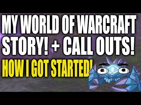 My World Of Warcraft Story - Called Out By Sensus!