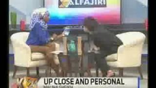 Maliha Sheikh Kenya - Myfinda Live K24 TV Interview