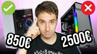 Antes de comprar un PC Gaming, ¡mira esto!