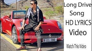 LYRICS...Long Drive Song - Khiladi 786 ft. Akshay Kumar & Asin