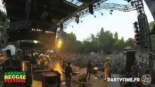 "Cedric Myton ""Congo"" at Garance Reggae Festival 2014"