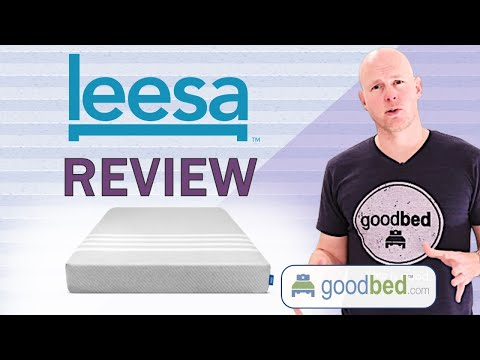 Leesa Mattress Review (2019) by GoodBed.com