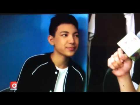 Darren Espanto- ASAP CHILLOUT/ BACKSTAGE INTERVIEW (7-31-2016)