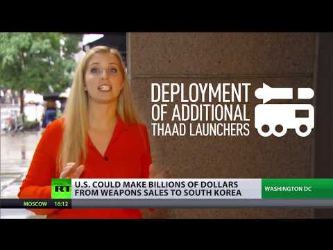 Locked and loaded? US could make billions of dollars from weapons sales to South Korea