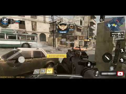 CALL OF DUTY : GAMRPLAY !!! Check out