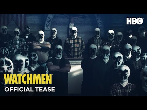 Mike Miller - New HBO Series Watchmen Trailer!
