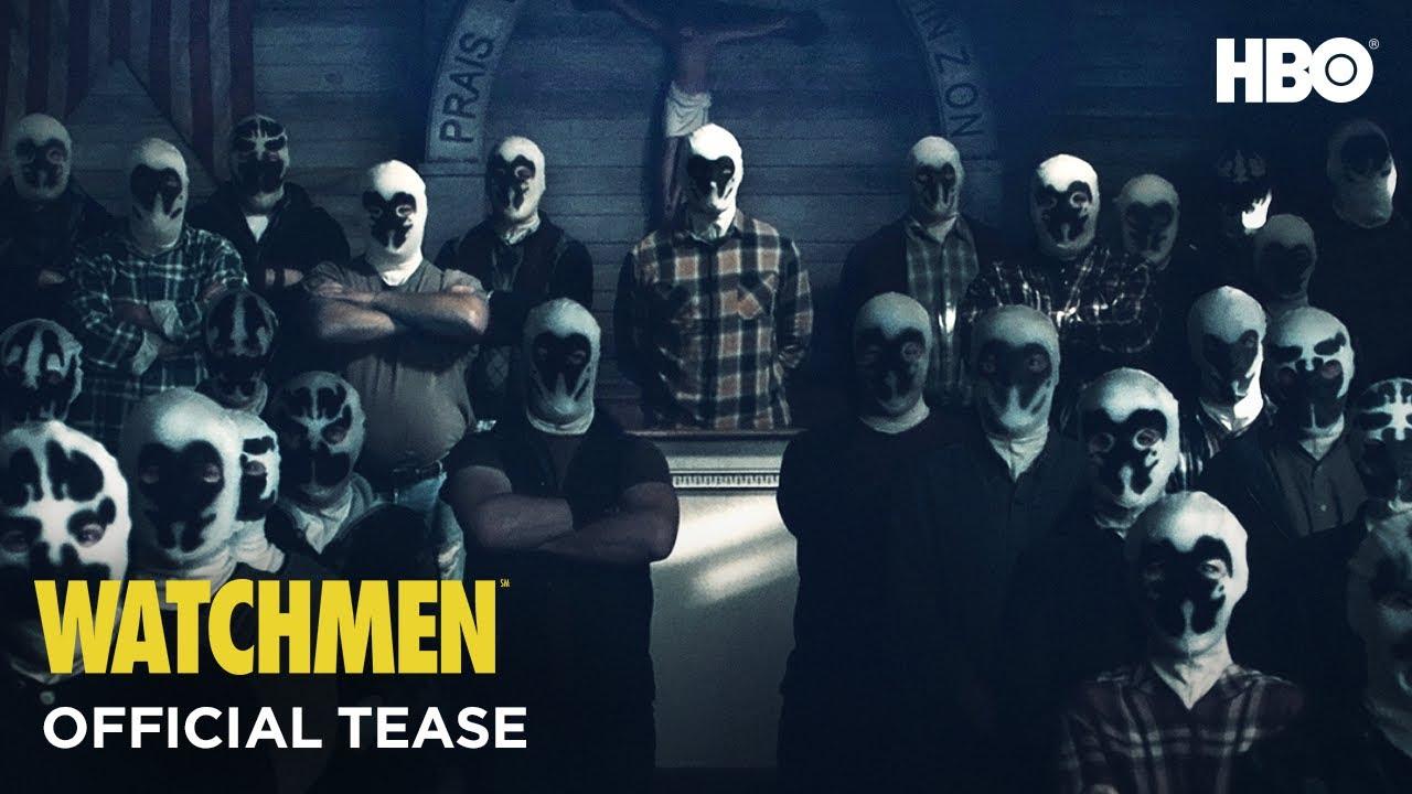 Resultado de imagem para watchmen hbo