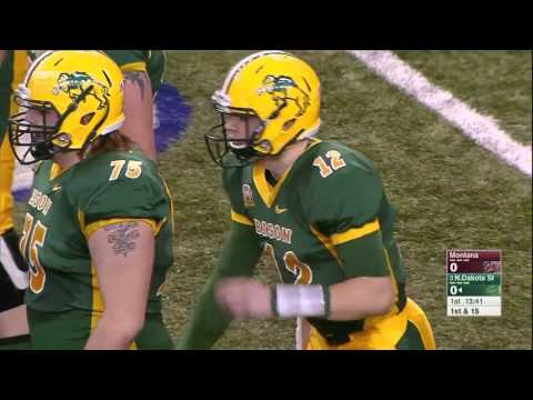 2015 Montana at North Dakota State