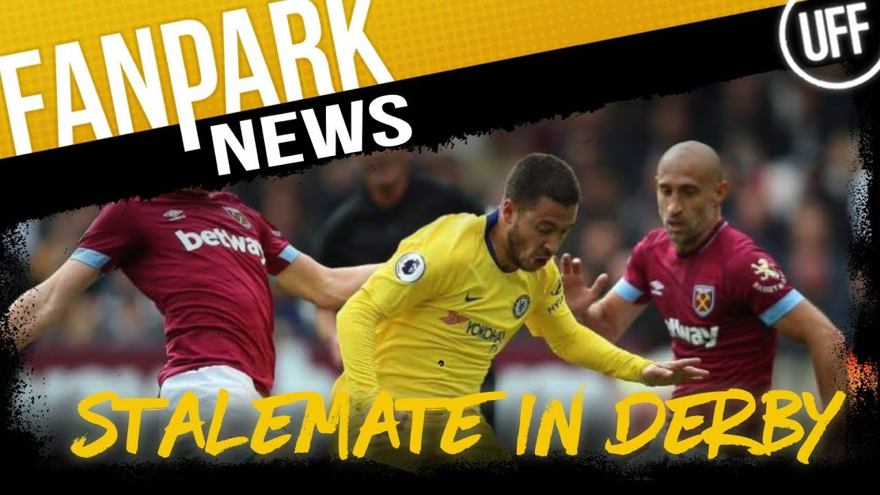 CHELSEA COULDN'T BREAK THE SEAL IN GOALLESS TIE | FanPark News