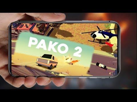 Pako 2: ALUCINANTE Jogo no Estilo GTA Antigo no Celular!! ZigIndica? Omega Play