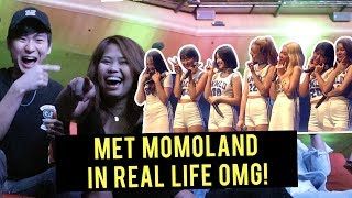Video WATCHED NANCY & MOMOLAND LIVE IN MANILA! (DAISY IS GORGEOUS TOO!) download MP3, 3GP, MP4, WEBM, AVI, FLV November 2018