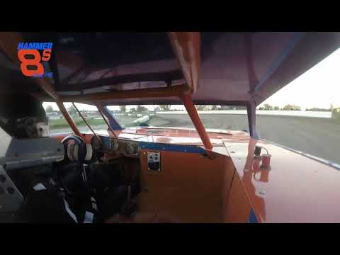 Oakshade Raceway Bomber Heat 3 9/22/2018