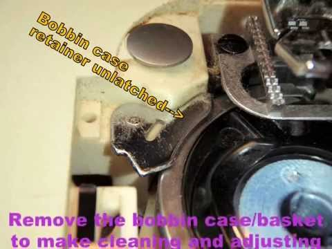 Sewing Tension Problems YouTube Simple Singer Sewing Machine Not Working