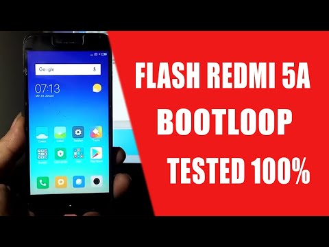 cara-flash-xiaomi-redmi-5a-bootloop-tested-100%