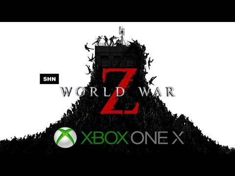 World War Z | Xbox One  X 4K | Walkthrough Gameplay No Commentary