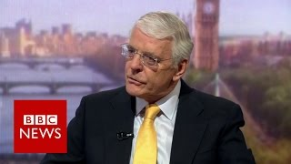 John Major: Leave campaign being 'deceitful and dishonest' - BBC News
