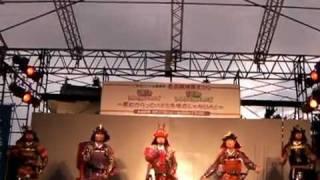 まつえ若武者隊~名古屋城宵祭り