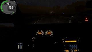 City Car Driving 1.4 - Toyota Corolla Yağmurlu Gecede Test