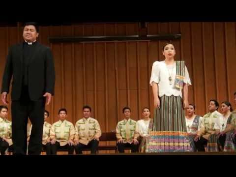 Philippine Madrigal Singers in Chicago