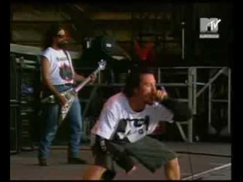 Faith No More - Midlife Crisis (Live @ Prague 1992 for MTV)