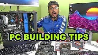 24 Things you NEED to know BEFORE BUILDING A PC