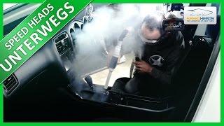 Hilfe, total versifftes Auto: Fahrzeug Aufbereitung für Faule - Speed Heads